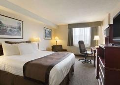 トラベロッジ ホテル バンクーバー エアポート - リッチモンド - 寝室
