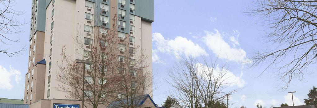トラベロッジ ホテル バンクーバー エアポート - リッチモンド - 建物