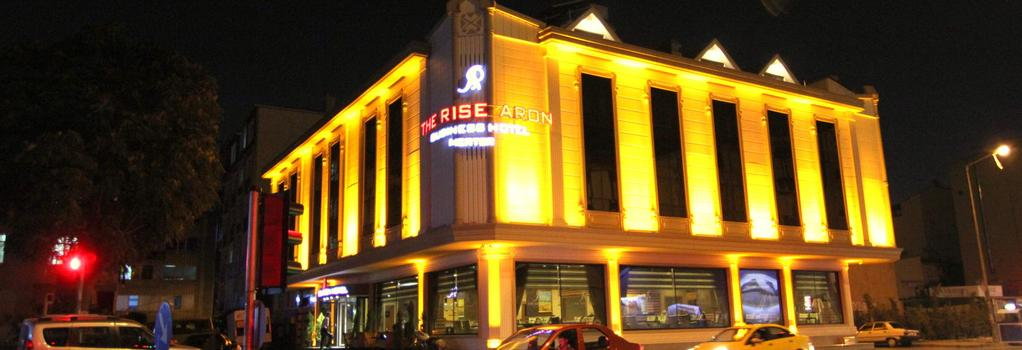 The Rise Aron Business Hotel Merter - イスタンブール - 建物