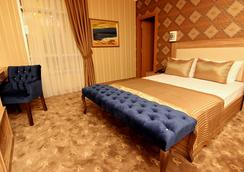 The Rise Aron Business Hotel Merter - イスタンブール - 寝室
