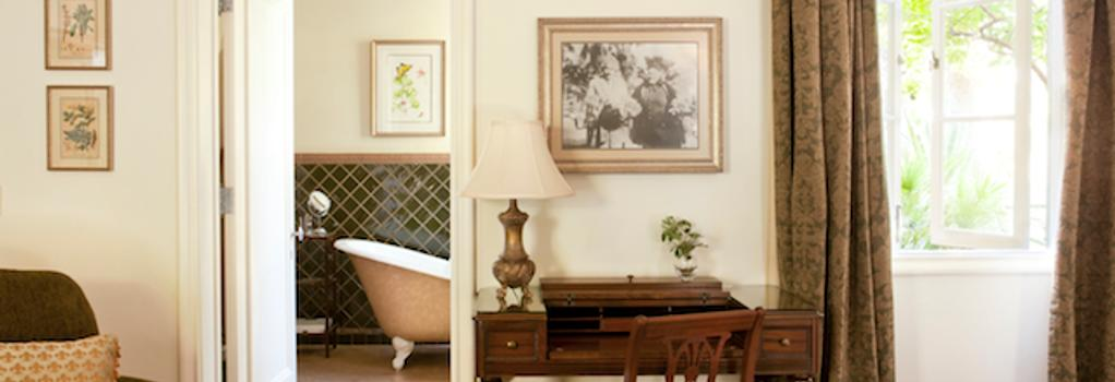 The Willows Historic Palm Springs Inn - Palm Springs - 寝室