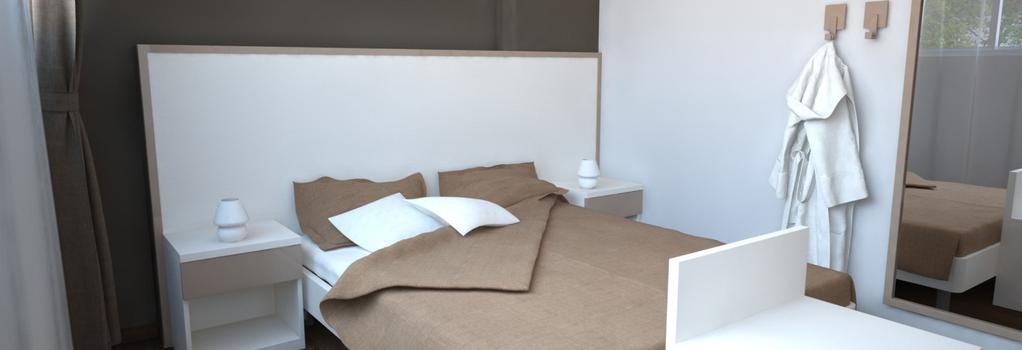 レジデンサ グレゴリオ VII - ローマ - 寝室