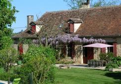 Domaine de Bellevue Cottage, Chambres d'Hôtes - ベルジュラック - 屋外の景色