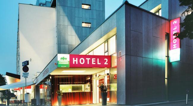 7 Days Premium Hotel Vienna - ウィーン - 建物