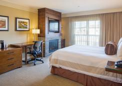 ホテル アブレゴ - モントレー - 寝室