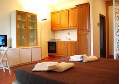 Poggio Del Golf Residence & Club - フィレンツェ - 寝室