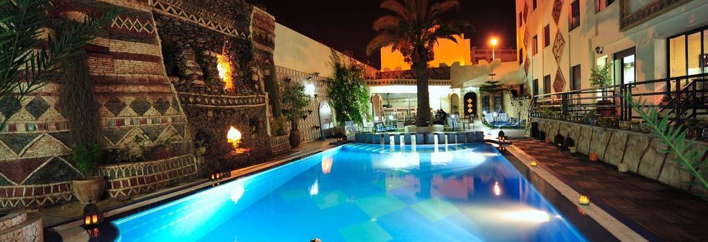 Atlantic Hotel Agadir - アガディール - プール