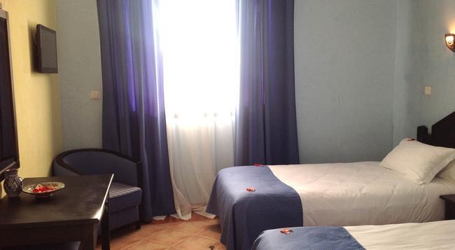 アトランティック ホテル - アガディール - 寝室
