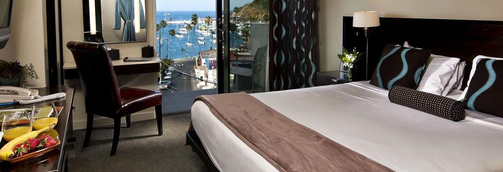オーロラ ホテル&スパ - アヴァロン - 寝室