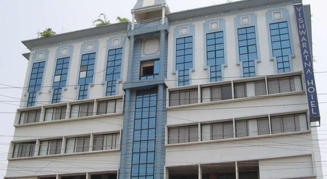 Vishwaratna Hotel - Guwahati - 建物