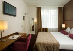 ホテル アムステルジヒト - アムステルダム - 寝室