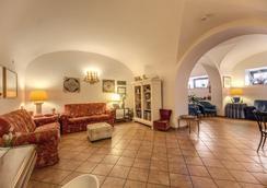 ホテル コロナ - ローマ - ロビー