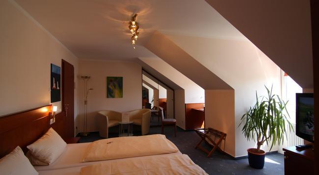 Hotel Heide Residenz - パーダーボルン - 寝室