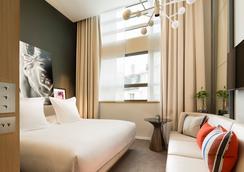 ル サンク コデ - パリ - 寝室