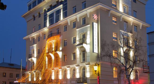 Heliopark Residence Hotel - Penza - 建物