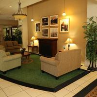 The Park East Hotel Lobby Sitting Area