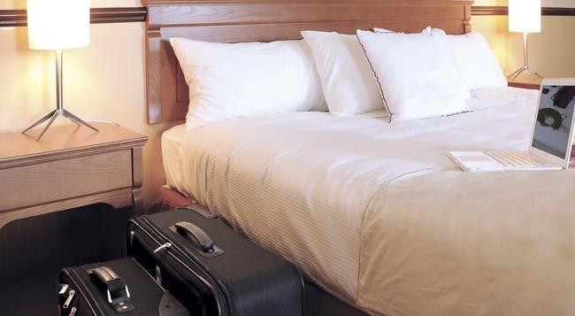 Hôtel Universel - Alma - 寝室