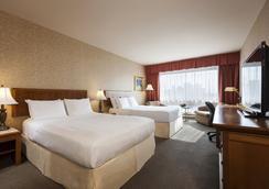 ホテル グーベルヌール モントリオール - モントリオール - 寝室
