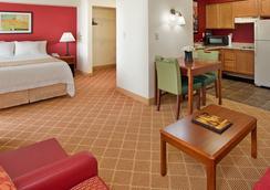 Residence Inn by Marriott Austin North-Parmer Lane - オースティン - 寝室