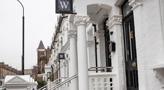 ザ W14 ホテル - ロンドン - 建物