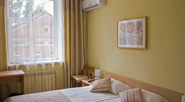 Silver Key Hotel - ニジニ・ノヴゴロド - 寝室