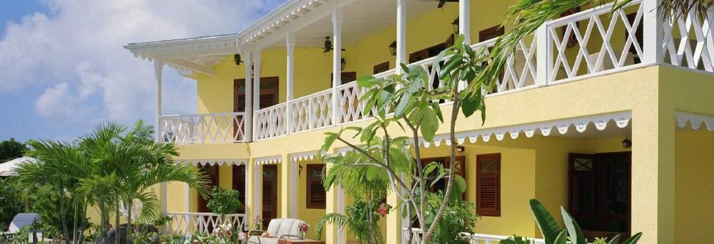 Four Seasons Resort Nevis - Charlestown - 建物