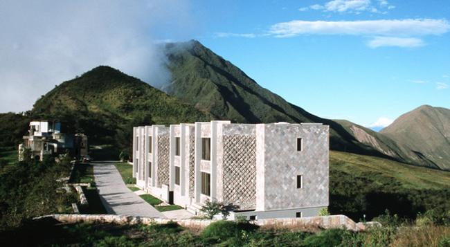 Hotel El Crater - キト - 建物