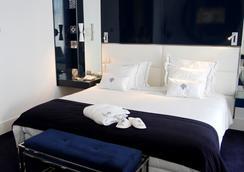 ポルトガル ブティック ホテル - リスボン - 寝室