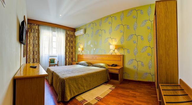 ホテル アベニーダ パーク - リスボン - 寝室