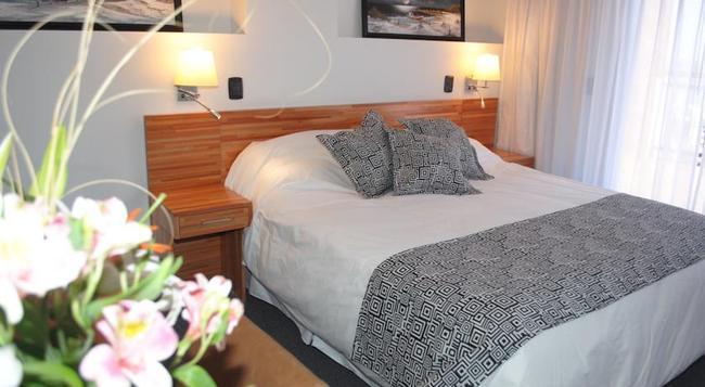 ホテル プレジデンテ - モンテビデオ - 寝室