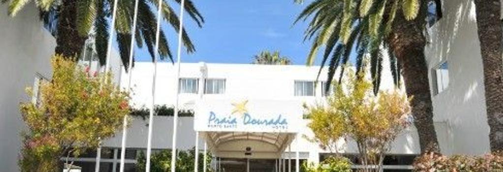 Praia Dourada Hotel - ポルト・サント - 建物