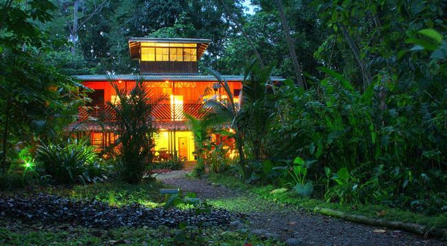 La Kukula Lodge - Puerto Viejo de Talamanca - 屋外の景色