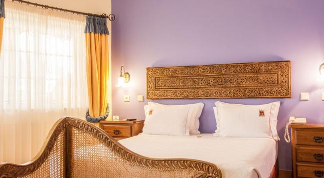 Dom Manuel I Charming Residence - ラゴス - 寝室