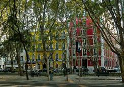 イン ファッション レジデンス - リスボン - 屋外の景色