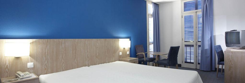 Gorgulho Aparthotel - フンシャル - 寝室
