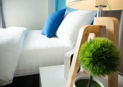 Oyes Hostel - クラビ - 寝室