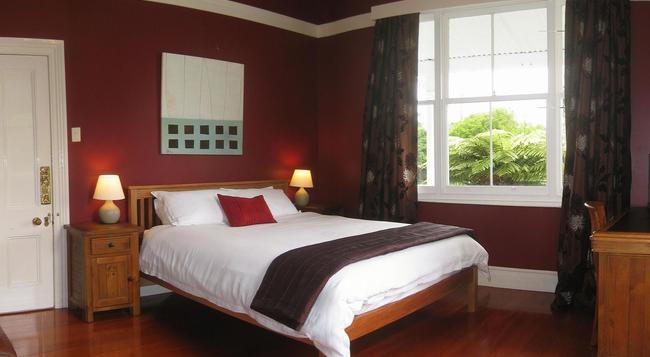 ラプトン ロッジ - ファンガレー - 寝室