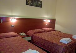 ホテル ダテオ - ミラノ - 寝室