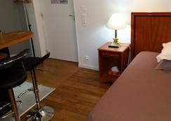 Résidence Hôtelière Salvy - Levallois-Perret - 寝室