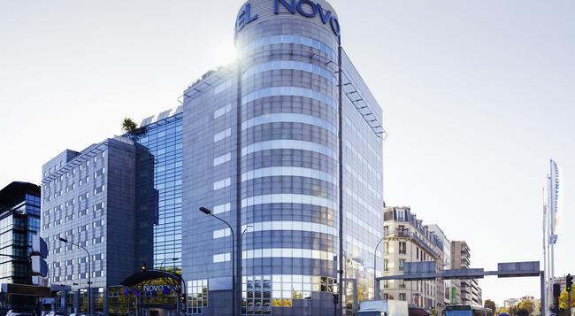 ノボテル パリ 14 ポルト ドルレアン - パリ - 建物