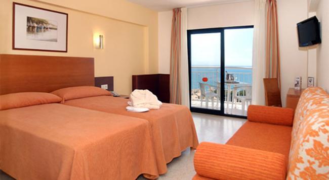Medplaya Hotel Bali - Benalmádena - 寝室