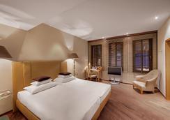 アンナ ホテル - ミュンヘン - 寝室