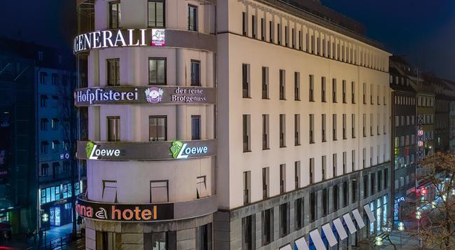 アンナ ホテル - ミュンヘン - 建物
