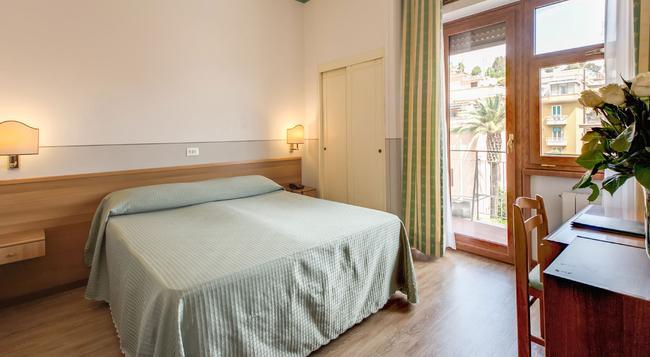 ホテル パシフィック - ローマ - 寝室