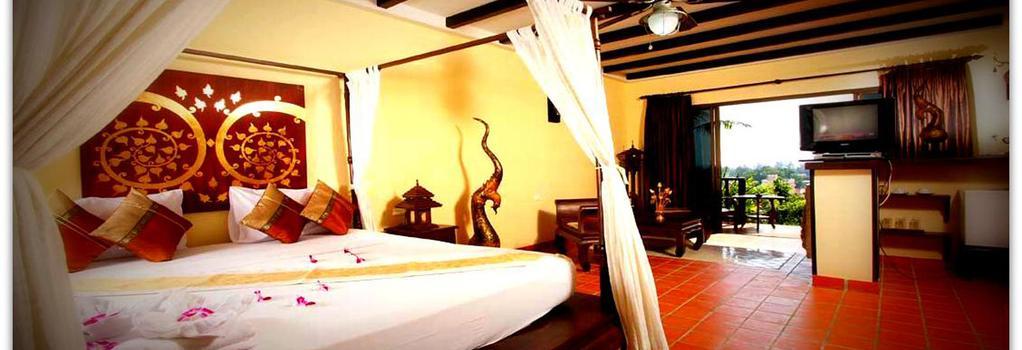 ブーメラン ヴィレッジ リゾート - カロンビーチ - 寝室