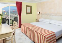 ホテル ラス アギラス - プエルト・デ・ラ・クルス - 寝室