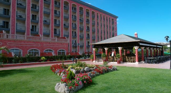 ホテル ラス アギラス - プエルト・デ・ラ・クルス - 建物