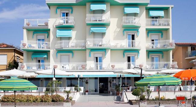 Hotel Bellariva - イェーゾロ - ロビー