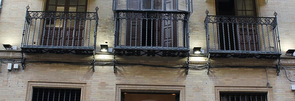 Hotel Boutique Hispano Sevilla - セビリア - 屋外の景色