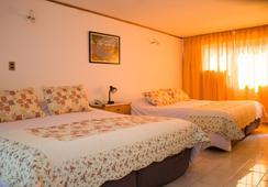 Hotel Windsor - サンティアゴ - 寝室